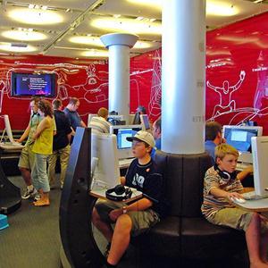 Интернет-кафе Домодедово