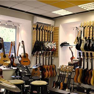 Музыкальные магазины Домодедово