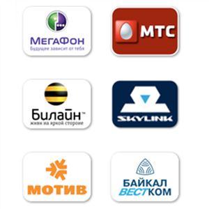 Операторы сотовой связи Домодедово
