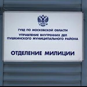 Отделения полиции Домодедово