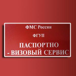 Паспортно-визовые службы Домодедово