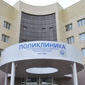 Поликлиники Домодедово