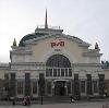Железнодорожные вокзалы в Домодедово
